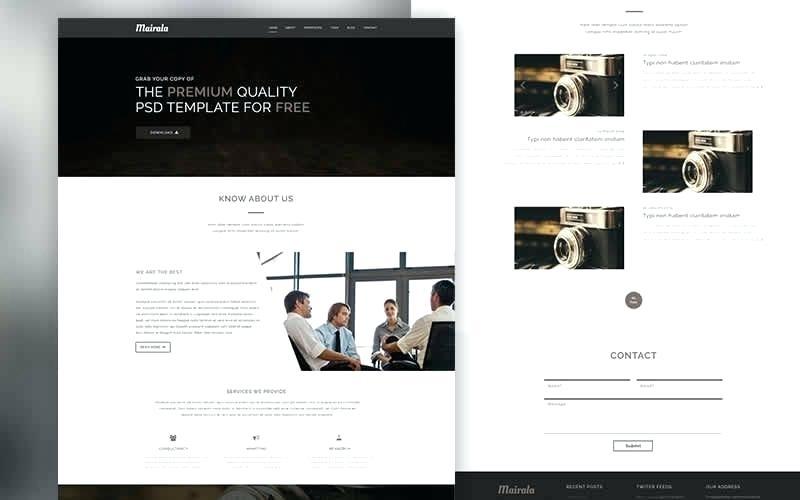 50 Modern Website Mockup Psd Tinamaze Com
